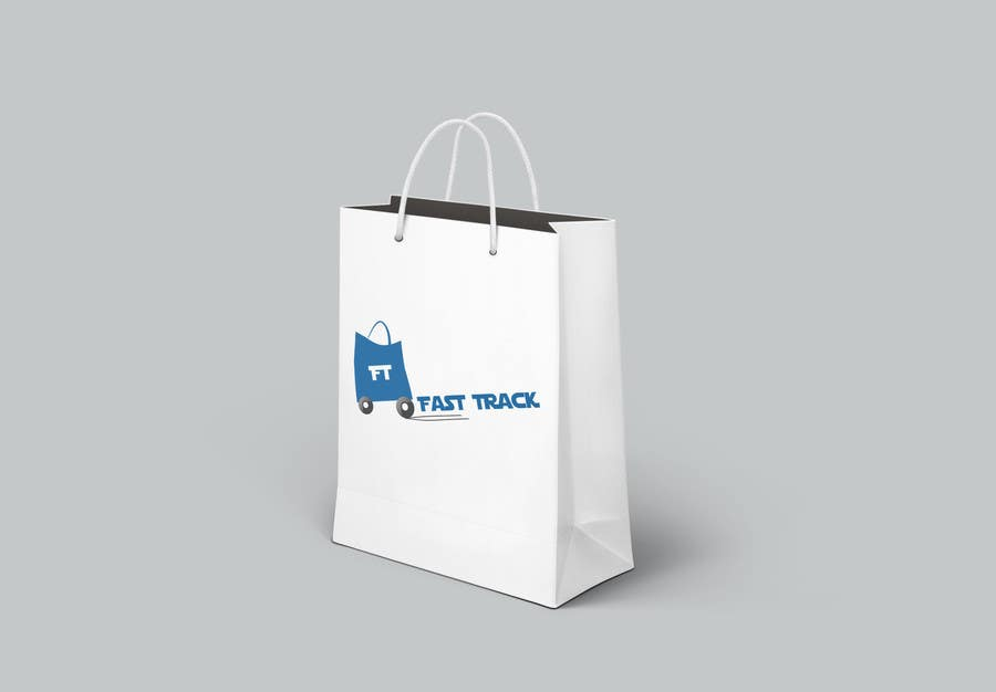 Proposition n°                                        63                                      du concours                                         Design a Logo for Fast Track