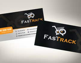 nº 36 pour Design a Logo for Fast Track par designblast001