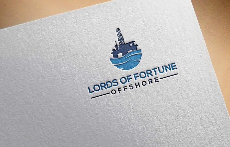 Penyertaan Peraduan #                                        118                                      untuk                                         Lords Of Fortune Offshore Logo