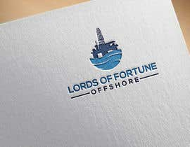 #118 for Lords Of Fortune Offshore Logo by mdnazrulislammhp