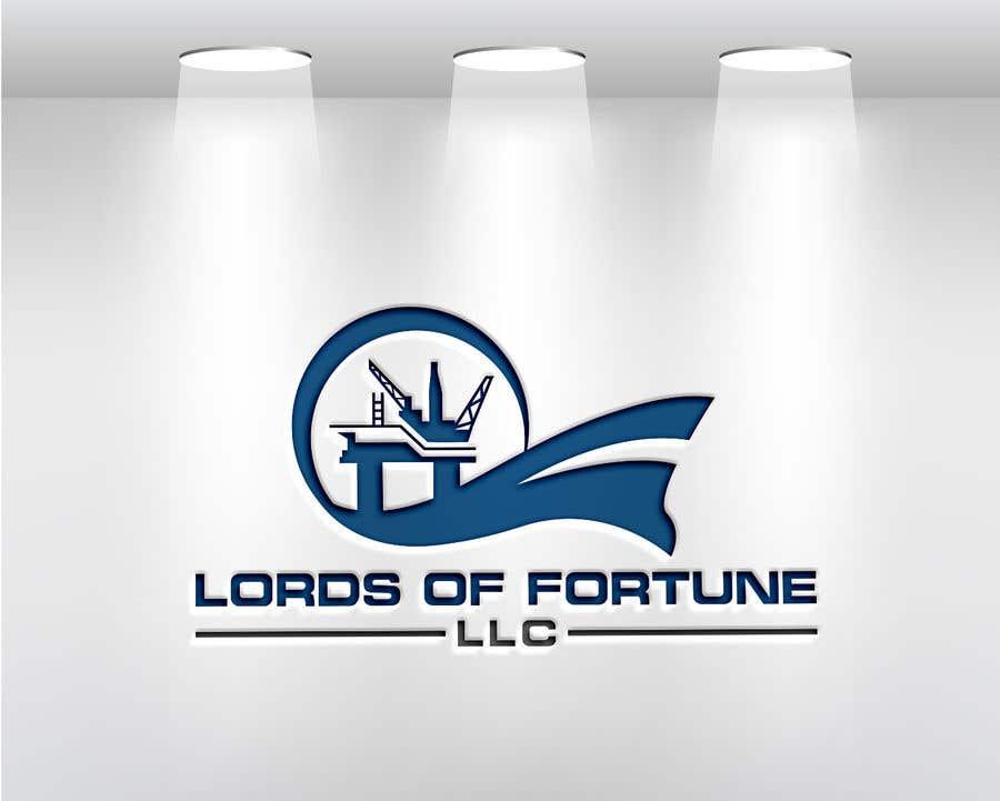 Penyertaan Peraduan #                                        62                                      untuk                                         Lords Of Fortune Offshore Logo