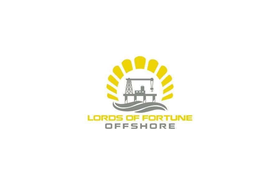 Penyertaan Peraduan #                                        105                                      untuk                                         Lords Of Fortune Offshore Logo