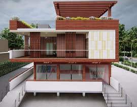 #22 untuk House Elevation and 3D design oleh AfrahZakir11