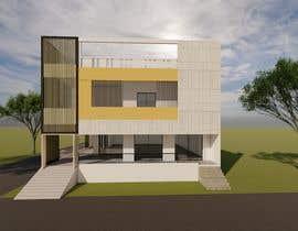#8 untuk House Elevation and 3D design oleh archhasib