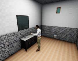 #7 untuk Bathroom 3d design oleh atifmir15