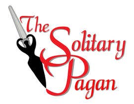 #4 for Design a Logo for The Solitary Pagan by tlacandalo