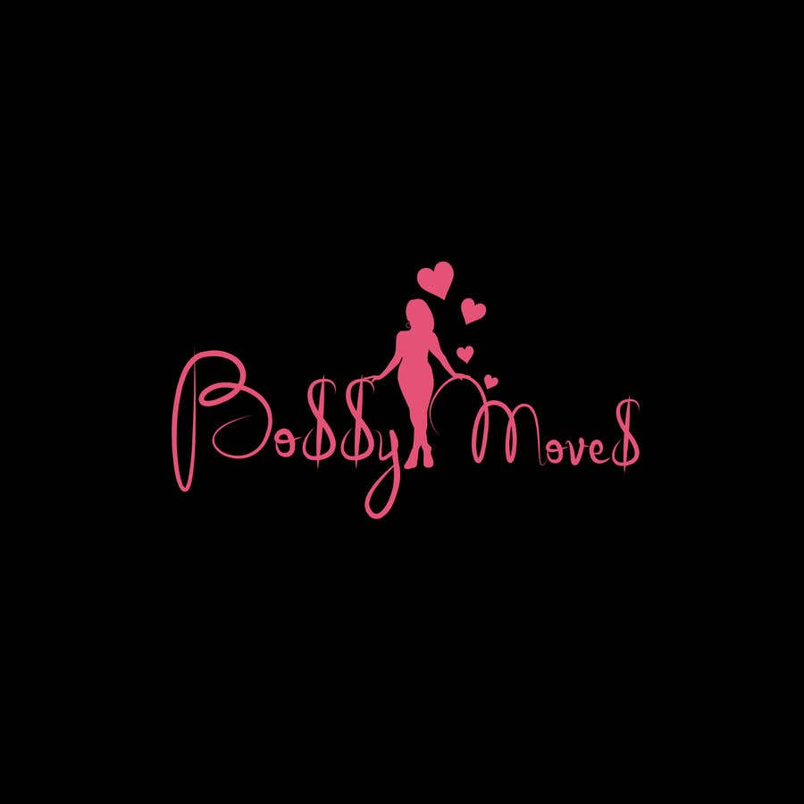 Penyertaan Peraduan #                                        126                                      untuk                                         Logo for Bo$$y Move$ & Simplistic Beauty
