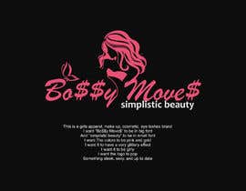 #93 cho Logo for Bo$$y Move$ & Simplistic Beauty bởi farhanali34538