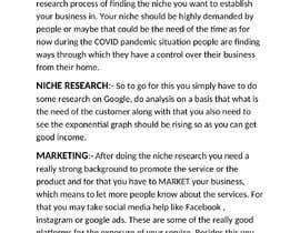khehraloveleen1 tarafından Business Writing için no 10