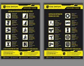 #20 for Make Changes to 2 page pricing flyer by joyantabanik8881