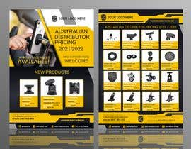 #37 for Make Changes to 2 page pricing flyer by saravanabawan03