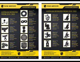 #21 for Make Changes to 2 page pricing flyer by designertanvir01