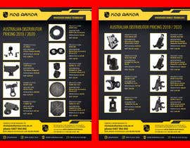 #22 for Make Changes to 2 page pricing flyer by designertanvir01