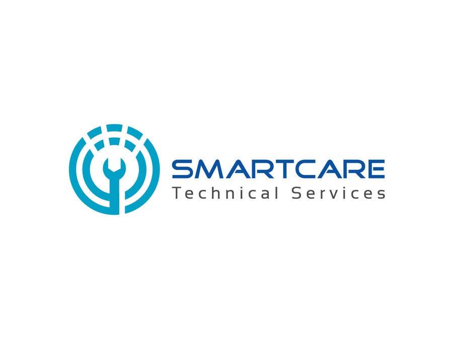 Inscrição nº 18 do Concurso para Design a Logo for SmartCare Technical Services