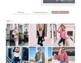 #66 untuk design a website page oleh TheSRM