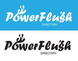 #37 cho Design a Logo for 'PowerFlush Directory' bởi felixdaogas