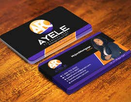 #135 untuk Design Business card and flyer oleh rngshahin97