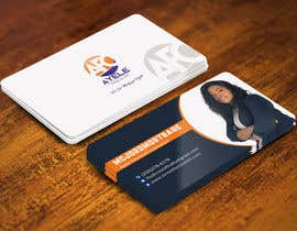 #143 untuk Design Business card and flyer oleh Rezonaritu