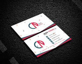 Nro 1266 kilpailuun Design a business card käyttäjältä Ramijul