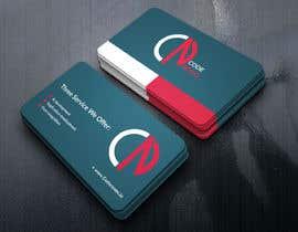 #1259 untuk Design a business card oleh ultracademy