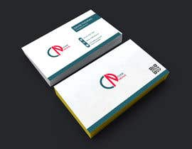 #1249 untuk Design a business card oleh mosarafhossain19