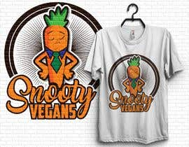 #55 for Vegan T-Shirt Design by hb2659919