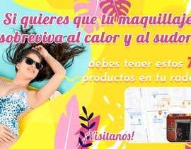 #5 para Flyer cosmeticos de Irisarmnt