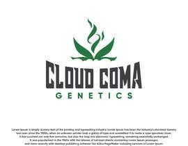 #579 untuk Cloud Coma Genetics oleh BrochaVLJ