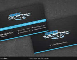 #7 para Design some Business Cards por arnee90