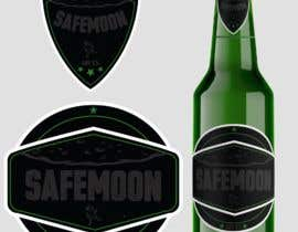 #15 for Create a SAFEMOON inspired BEER label! by sportbig1
