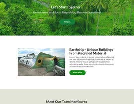 #40 cho Completly redesign ONLY HOME PAGE for website. Winner will get another NEW order for redesign next 10 pages ! bởi developerhafizur