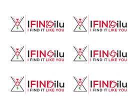 #201 untuk brand/logo 'ifindilu.com' oleh elitegraphics03