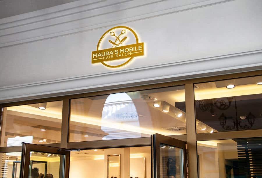 Bài tham dự cuộc thi #                                        94                                      cho                                         Design a logo for      Maura's Mobile Hair Salon