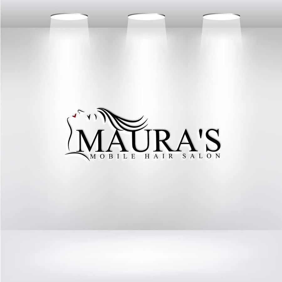 Bài tham dự cuộc thi #                                        82                                      cho                                         Design a logo for      Maura's Mobile Hair Salon