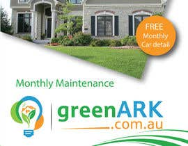 #16 untuk Design a Flyer for GreenArk Property Maintenance oleh jassna