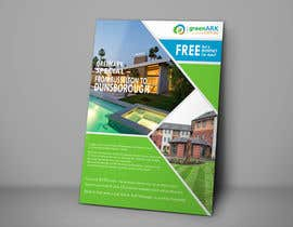 #22 untuk Design a Flyer for GreenArk Property Maintenance oleh tahira11