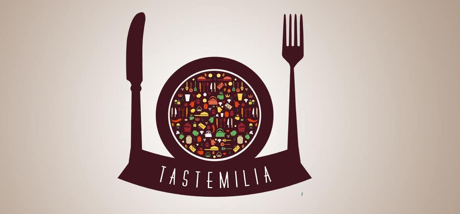 Proposition n°                                        31                                      du concours                                         Design a Logo for a food tasting company