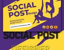 #2 for Preciso de um design para Instagram by shaminur250899
