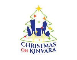 #105 cho Christmas on Kinvara logo design bởi eudelia