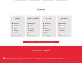 Nro 85 kilpailuun Web Page Design käyttäjältä porosh2002