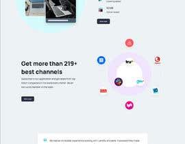 Nro 83 kilpailuun Web Page Design käyttäjältä ftRabby