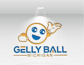 #85 for Logo For Gelly Ball Michigan by sopnabegum254