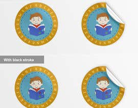#25 for Learn Sticker (alphabet) af AlanaBarbosa7397