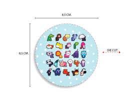 #37 for Learn Sticker (alphabet) af cakemudbudiono