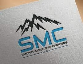 #116 for Logo creation for SMC Smokey Mountain Carriers LLC. by sharminnaharm
