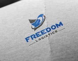 Nro 595 kilpailuun Freedom Logistics Company Logo Design käyttäjältä CreativityforU