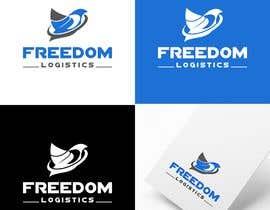 Nro 596 kilpailuun Freedom Logistics Company Logo Design käyttäjältä CreativityforU