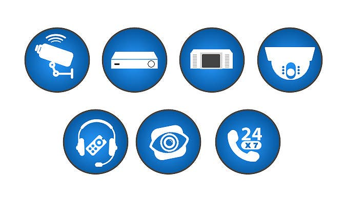 Contest Entry #                                        12                                      for                                         Design some Icons and thumbnails for categories