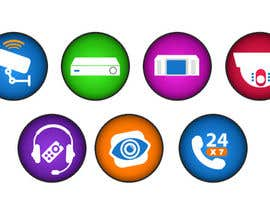 #15 for Design some Icons and thumbnails for categories by webbymastro