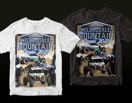 Nro 45 kilpailuun Milbrodale Mountain Classic 2021 montage käyttäjältä elmaeqa06